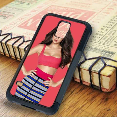 Gorgeous Hot Pink Selena Gomez Samsung Galaxy S5 Case