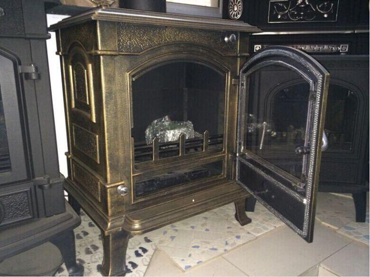 Dia Hong Duli madeira real lareira fogo lareira de ferro fundido ferro fundido fogão lareiras Villa Continental(China (Mainland))