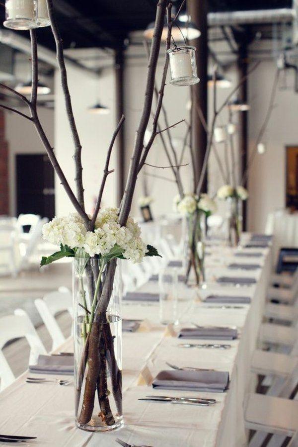 Hochzeitstischdeko - Bei einer Hochzeit muss man gewöhnlich viele Sachen gründlich bedenken. Doch es gibt einige wenige, welche am wesentlichsten sind.