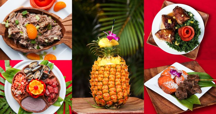 1000 id es sur le th me luau food sur pinterest for Authentic hawaiian cuisine