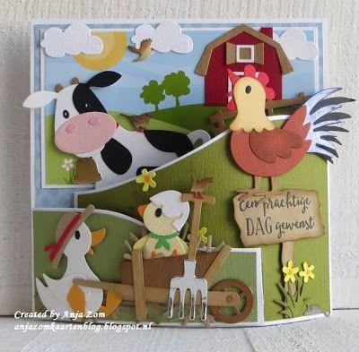 Anja Zom kaartenblog: DEMO!!!