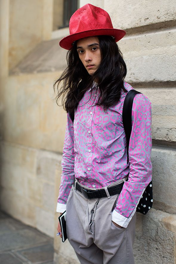 On the Street…..After Junya Watanabe, Paris