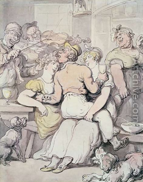 British erotic prints