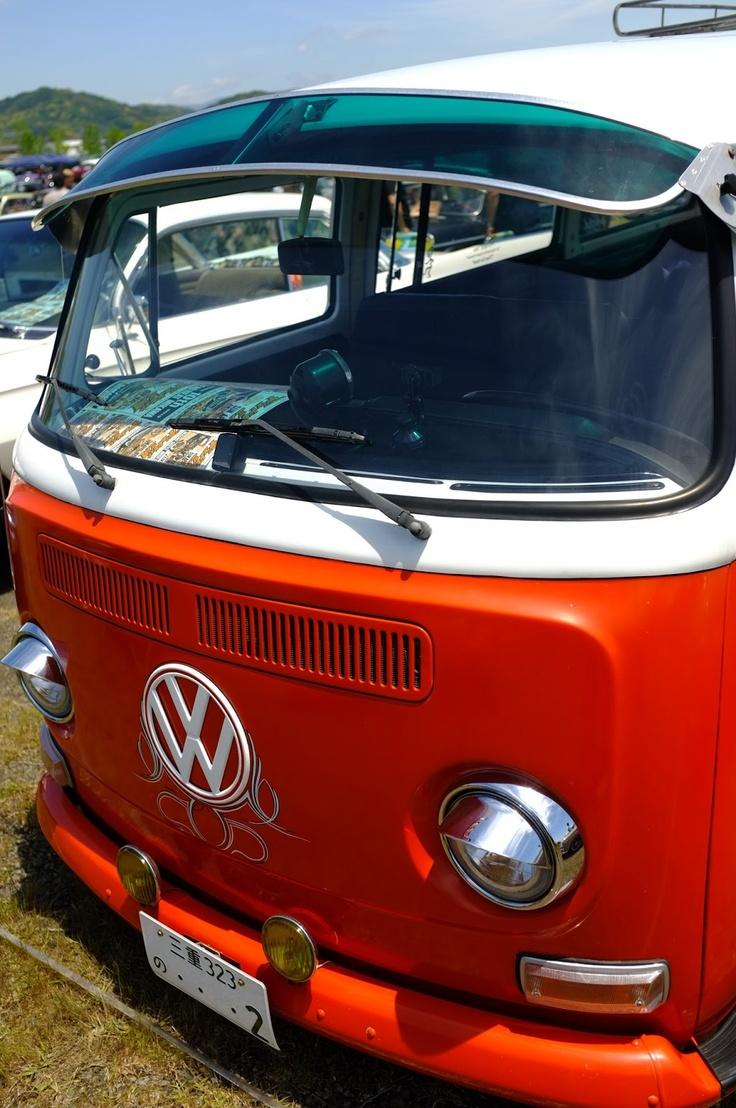 VW bus - DAS AUTO baby!!