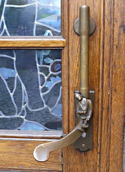 Старинные дверные ручки | RNDnet