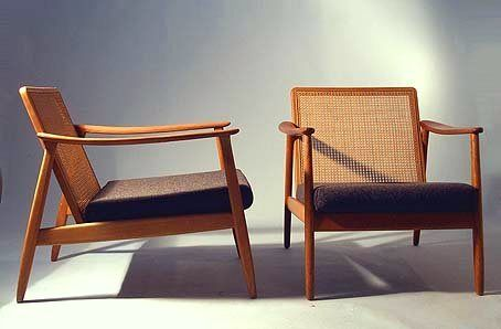Easy chair by Alf Svensson, 1950s