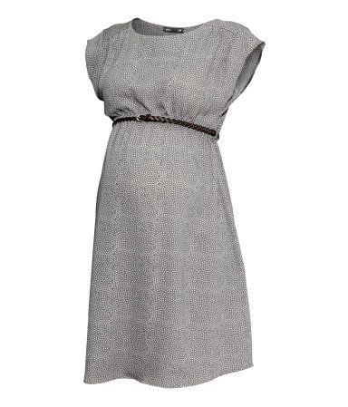Pretty maternity dress at H&M