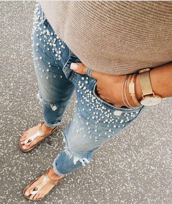 15 Jeans que son la cosa más perfecta que hayas visto - Elizabeth Silveira