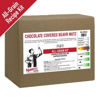 Homebrew Finds: Update: BEAVR Homebrew Club - Chocolate Peanut Butter Stout Kit - $22.94, 15% Off for HBF Readers