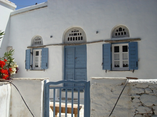 Tinos Traditional House