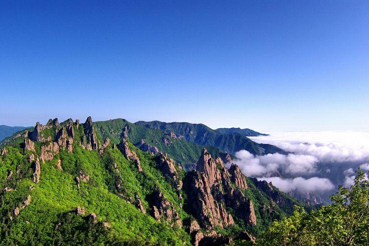 Parque nacional Seoraksan, Corea del Sur