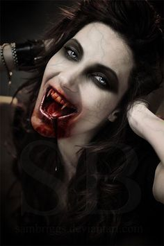 Vampires looks so horrifying, isn't it? Do you like to watch vampire's seasons? I am sure most of you like to watch horror, spook and wild things on tel