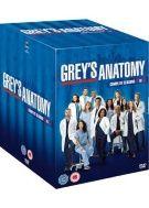 Greys Hvide Verden - Sæson 1-9 (DVD) 1499,-