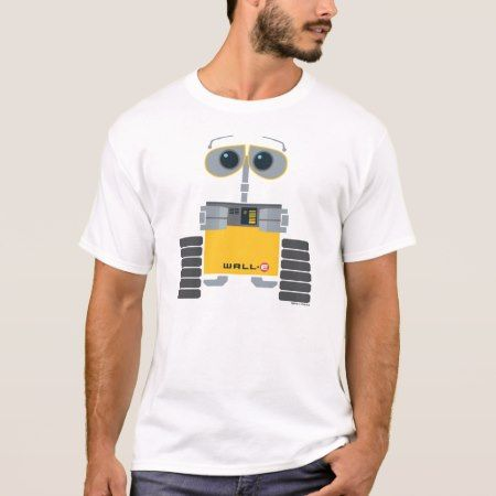 WALL-E Cute Cartoon T-Shirt - click to get yours right now!