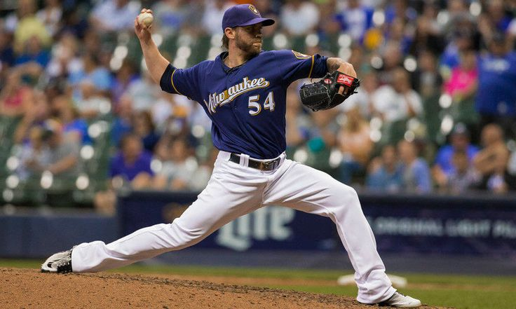 Brewers outright Michael Blazek to Triple-A Colorado Springs = According to an official statement released by MLB Roster Moves on Monday afternoon, the Milwaukee Brewers have outrighted right-handed relief pitcher Michael Blazek to Triple-A Colorado Springs. However, it remains to be as to whether or not the club elects to make an additional roster move in order to fill Blazek's void on their active roster. As it stands today, the Brewers sit…..