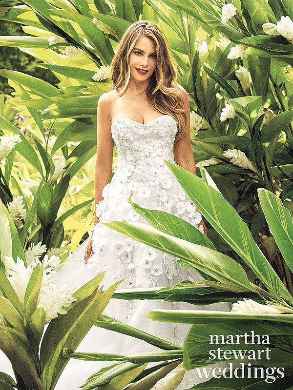 SEE SOFIA VERGARA'S POTENTIAL WEDDING GOWNS!