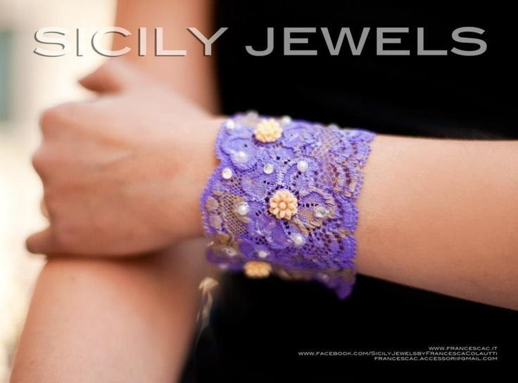Bracelet collection Sicily - pièce Unique!