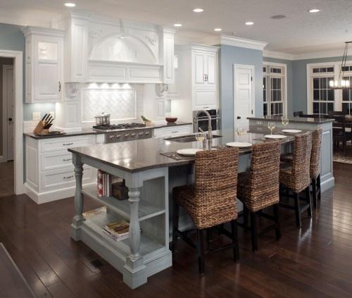 Ex Display Designer Kitchens For Sale Concept: End-cap Display Kitchen, Cookbooks