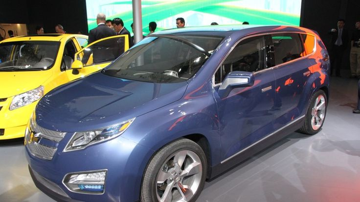 Chevy Crossvolt name kept alive in new trademark application