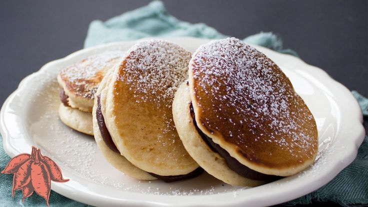 Vegan Dorayaki どら焼き Japanese Pancakes |  Collab with Peaceful Cuisine
