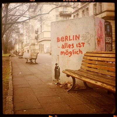 Pieces of Berlin racconta la città con un particolare progetto fotografico.