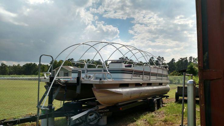 Best 25 Pontoon Boat Covers Ideas On Pinterest Boat