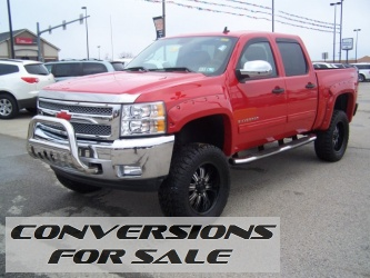 Used 2012 Chevy Silverado 1500 LT Rocky Ridge Conversion