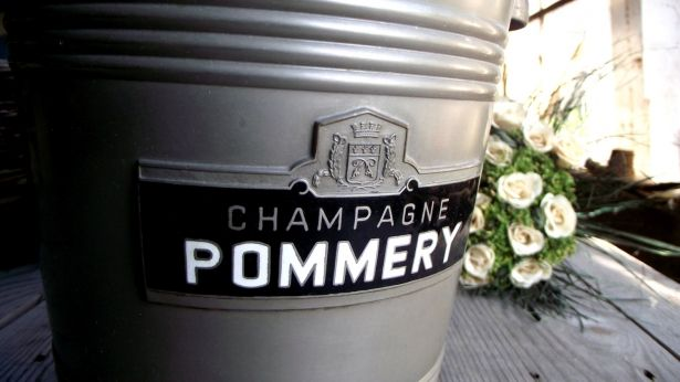 Pommery Champagne Bucket With Two Handles - French Kitchen Vintage by My French Bric-a-Brac on Gourmly