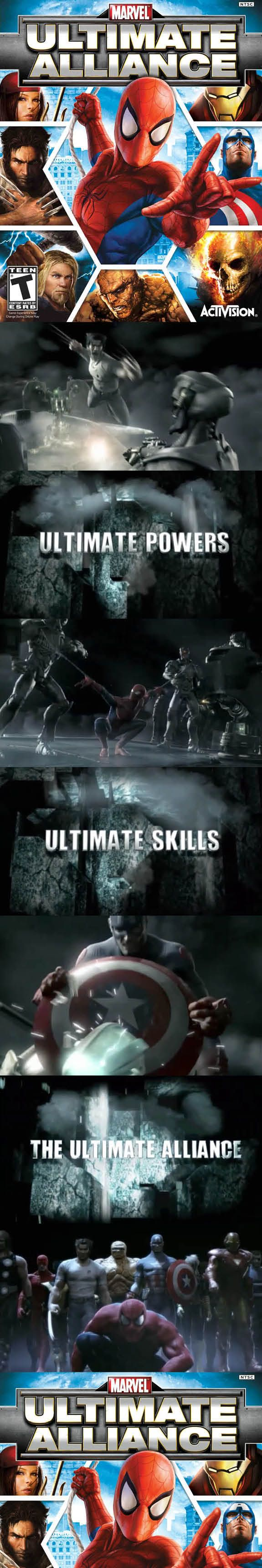 #SuperHeroGamer #Marvel Ultimate Alliance has you fighting Dr. Doom with your favorite Marvel characters! http://www.levelgamingground.com/marvel-ultimate-alliance-review.html