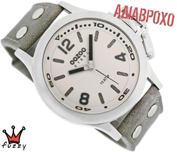 Ρολόι ανδρικό OOZOO STEEL XL OS326