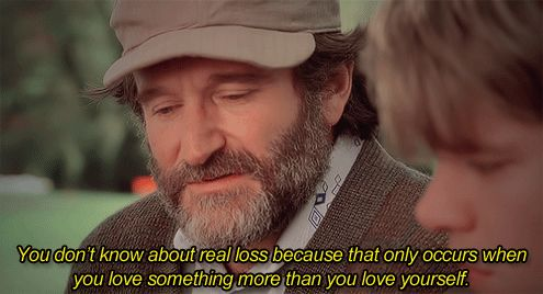 Pin for Later: 7 Movies That Really Make You Feel Like It's Fall  You can almost feel the chill in the air during Robin Williams's moving monologue.