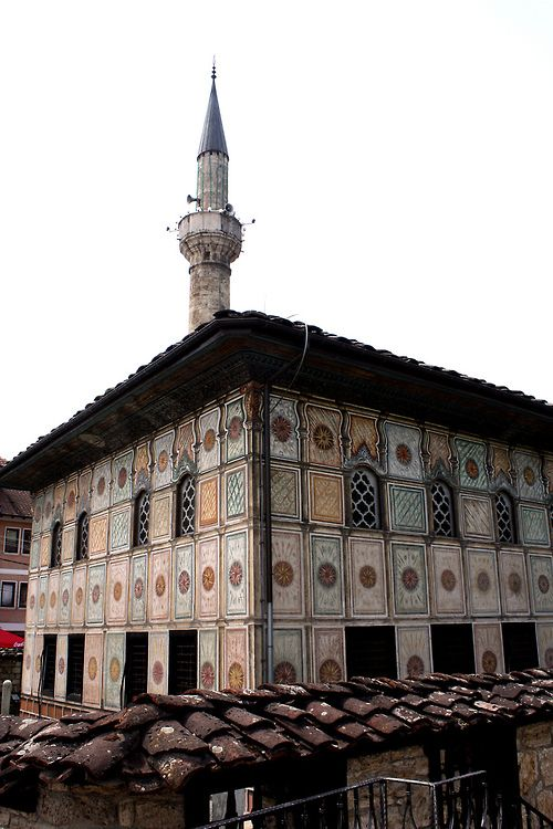 Mosque in Tetovo, Macedonia
