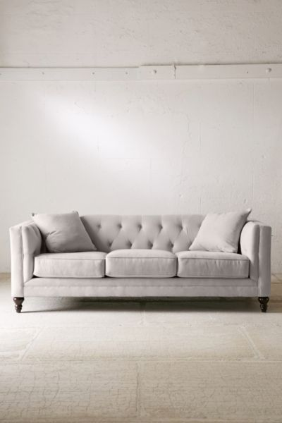 Graham Microfiber Sofa
