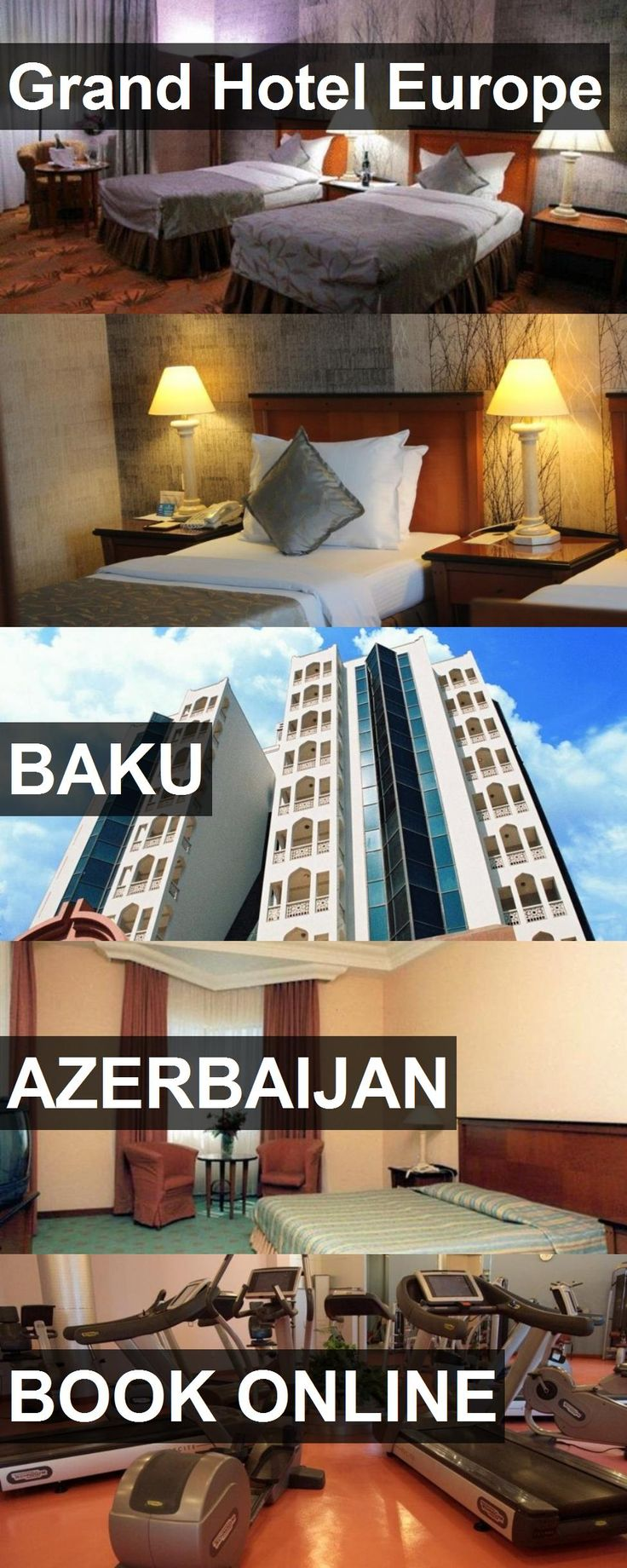 Hotel Grand Hotel Europe in Baku, Azerbaijan. For more information, photos, reviews and best prices please follow the link. #Azerbaijan #Baku #hotel #travel #vacation