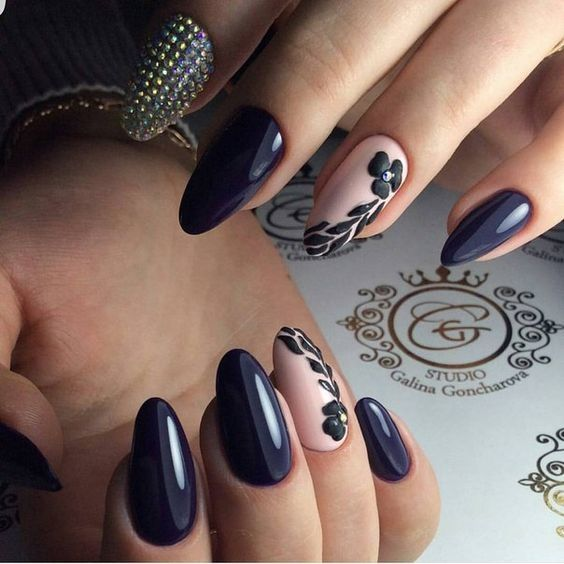 90 Best Nail Colours Trends and Manicure Ideas