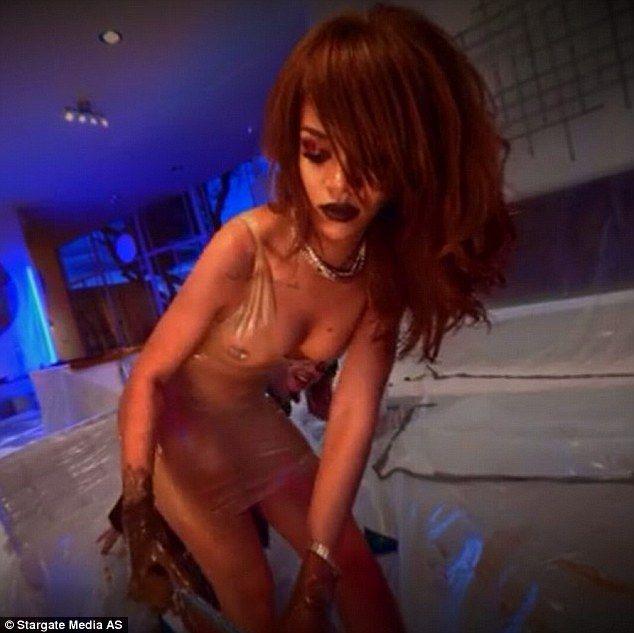 Rihanna Naked Lesbian Sex Videos 53