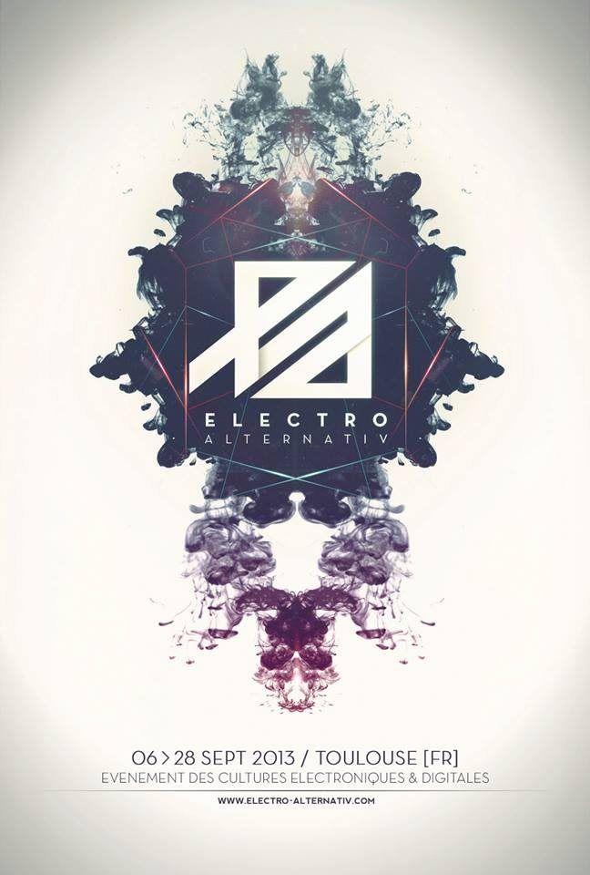 Poster / Electro Alternativ 2013, Toulouse