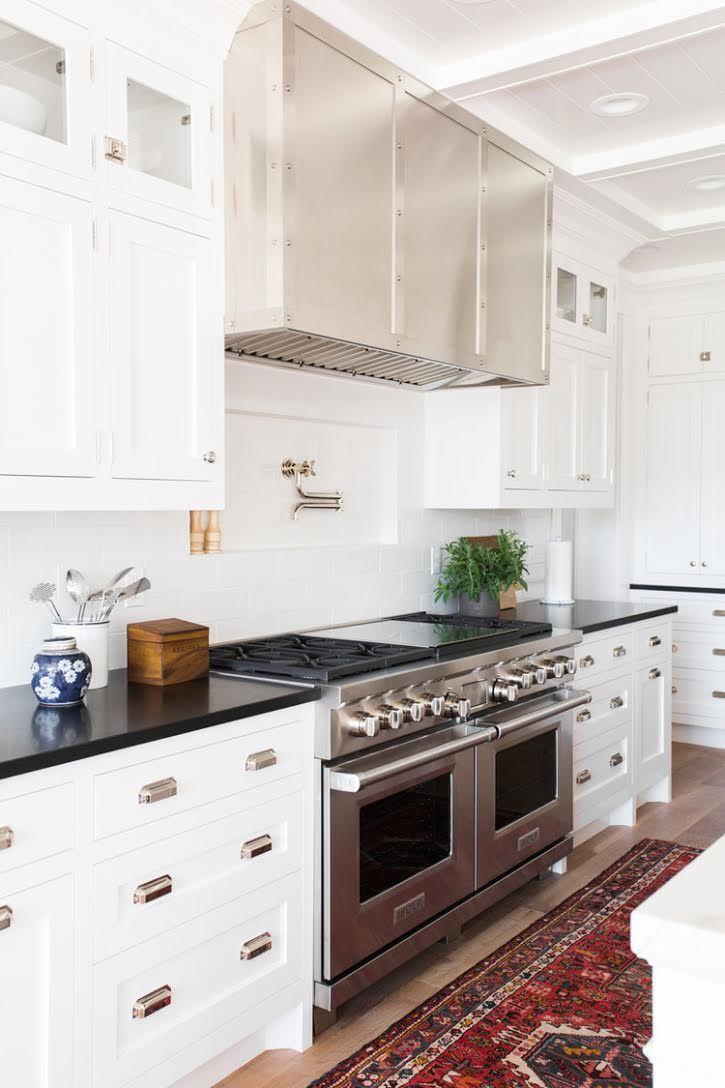 88 best ALL WHITE KITCHENS images on Pinterest | Kitchen remodeling ...