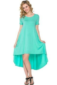 Summer dress canada green