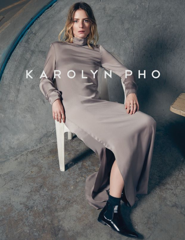 Karolyn Pho FW15 Sneak Preview Featuring Camilla Deterre Photography. Michael Flores Styling. Kisha C Jones Hair. Brittan White Makeup. Paige Campbell