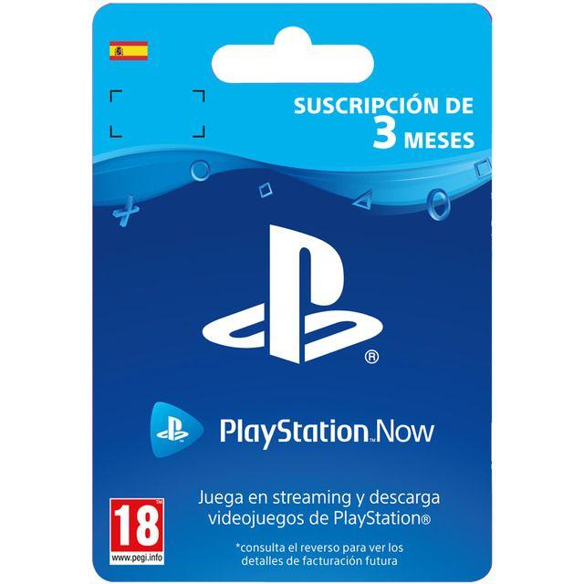 Suscripcion 3 Meses Playstation Now Ps4 En 2020 Playstation