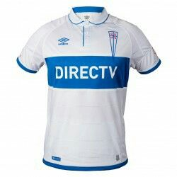 Universidad Catolica of Chile. Home shirt for 2016.