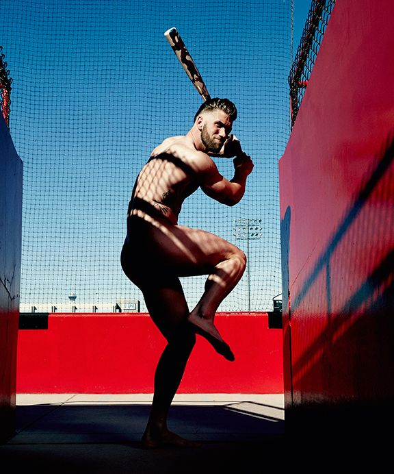 Bryce Harper: 'My body feels pretty unbelievable'