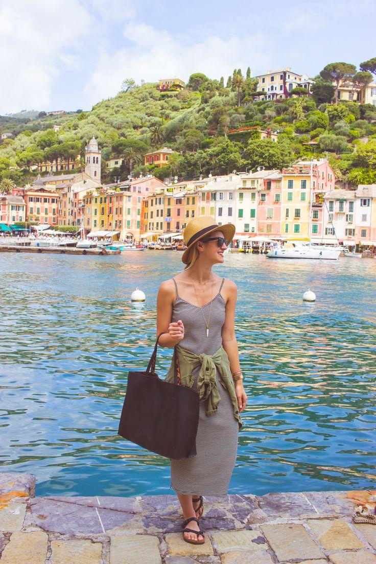 Mediterranean Travel Diary: Portofino & Cinque Terre, Italy | LivvyLand