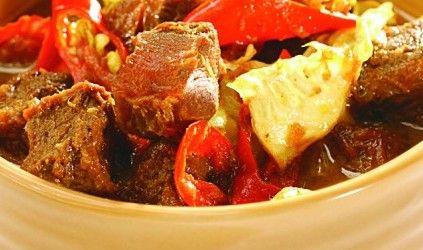 Resep sehat tongseng daging #Indonesian recipes #Indonesian cuisine #Asian recipes  http://indostyles.com/