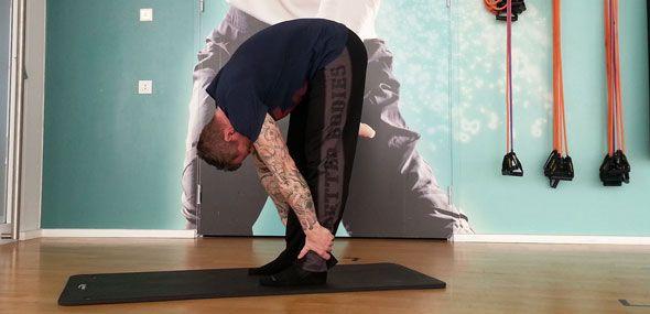 7 yogaövningar på 7 minuter
