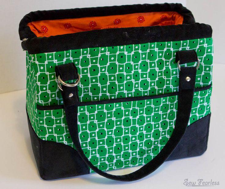 Mommy Poppins Bag Pattern (PDF)L Hawley