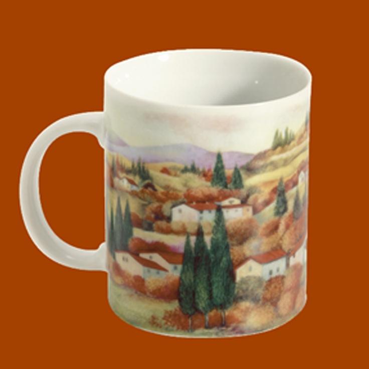 Cylindrical Mug | Autumn