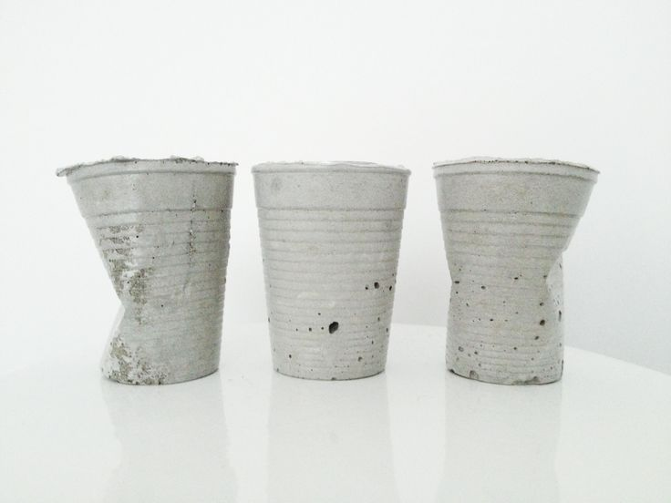 Concrete DIY by RSNNSNK - #interiormusthaves