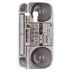 Κάλυμμα πίσω μέρους - Ειδικός Σχεδιασμός - Samsung Mobile Phone - για Samsung S3 Mini I8190N ( Πολύχρωμο , Πλαστικό )